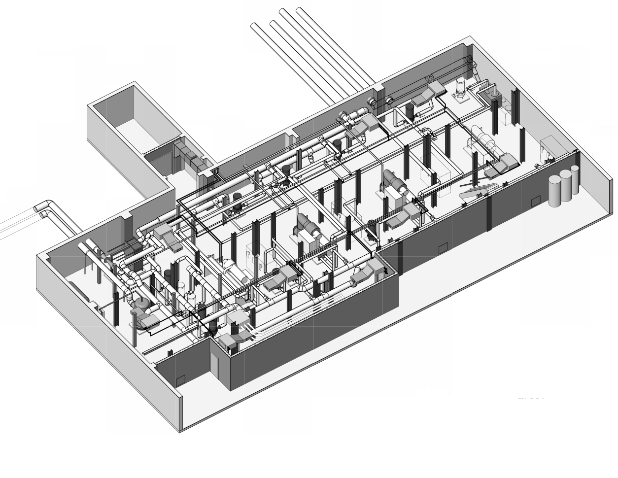 Mechanical Hvac Drawings Pictures Drafting